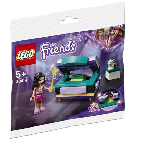 30414 LEGO® Friends Emmas Zaubertruhe