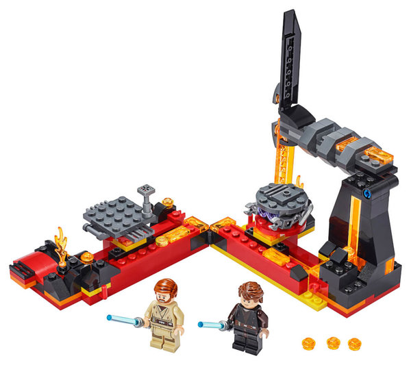 75269 LEGO® Star Wars Duell auf Mustafar