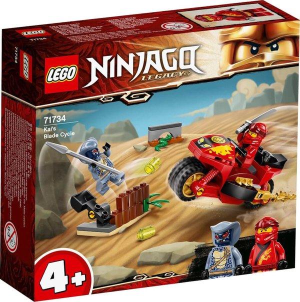 71734 LEGO® NINJAGO Kais Feuer-Bike