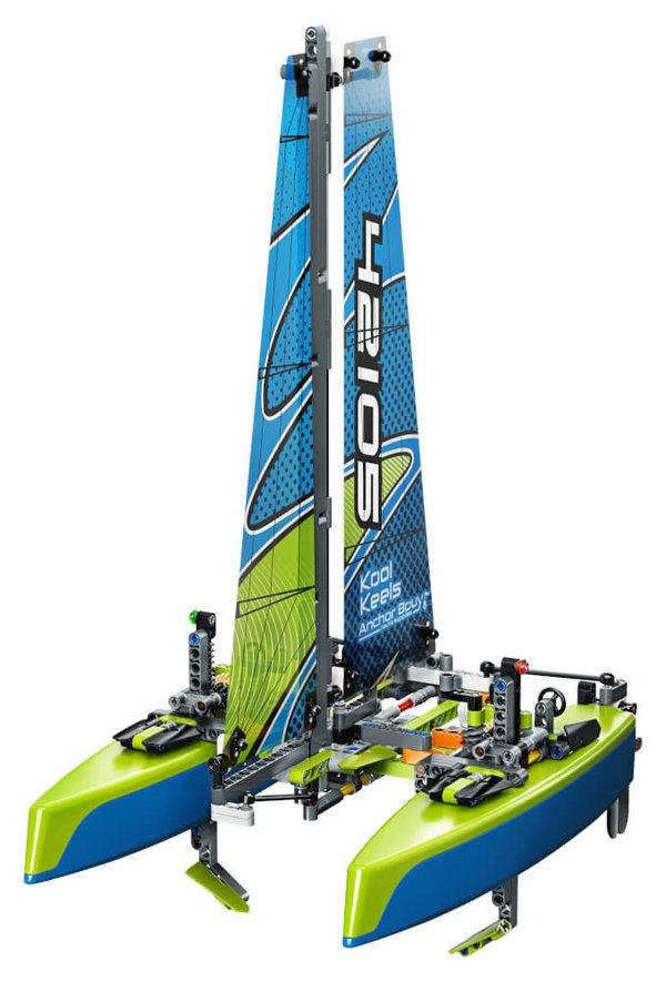 42105 LEGO® Technic Katamaran
