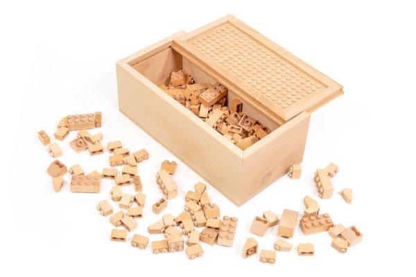 FabBRIX 1818 Master Wooden Box ( 70 Steine)