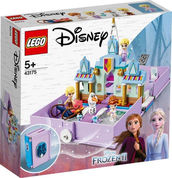 43175 LEGO® Disney Princess Annas und Elsas Märchenbuch
