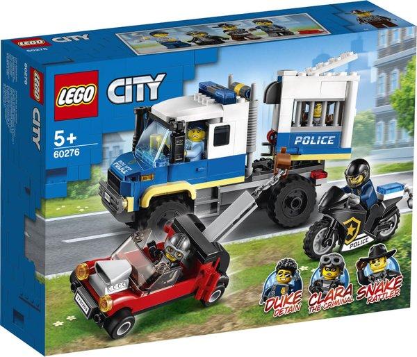 60276 LEGO® City Polizei Gefangenentransporter