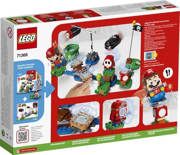 71366 LEGO® Super Mario Riesen-Kugelwillis Erweiterungsset