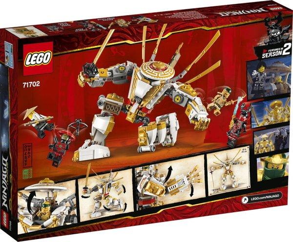71702 LEGO® NINJAGO Goldener Mech