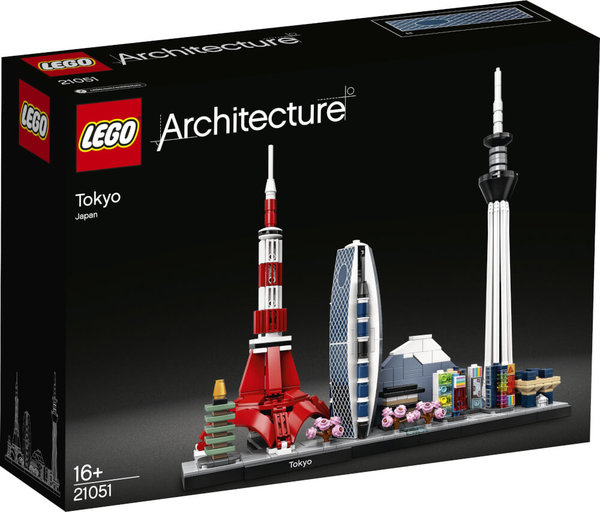 21051 LEGO® Architecture Tokio