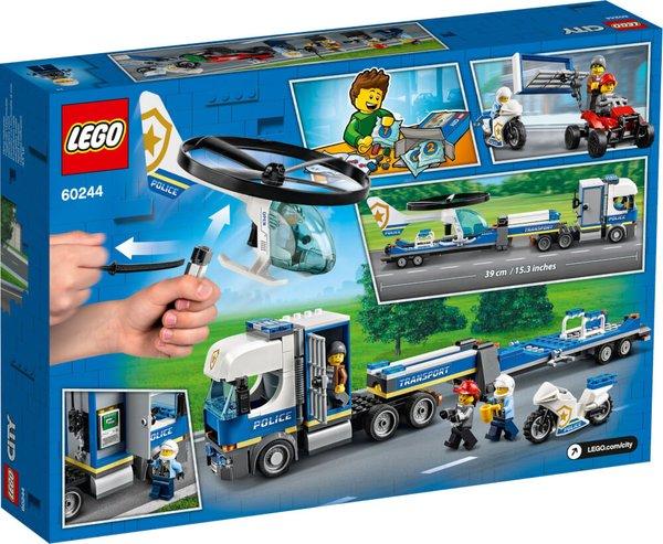 60244 LEGO® City Polizeihubschrauber-Transport