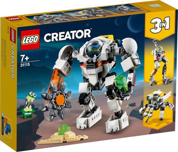 31115 LEGO® Creator  Weltraum-Mech