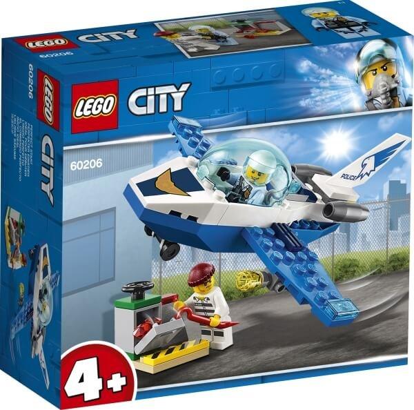 60206 LEGO® City Polizei Flugzeugpatrouille