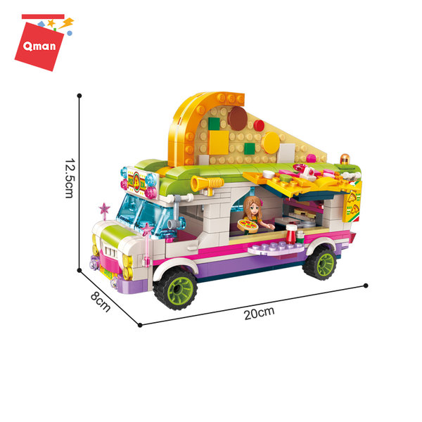 Qman 2013 Cherry Pizza Wagen