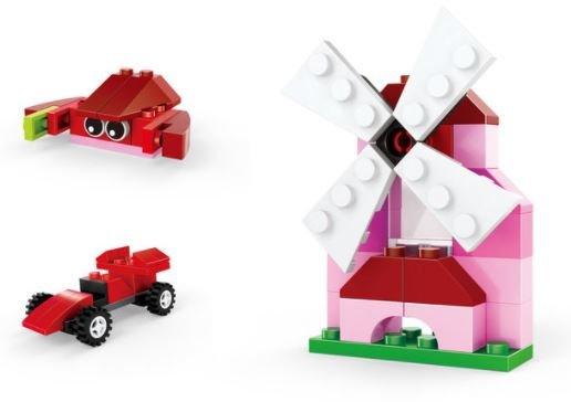093-9 Wange Designer Creative Basic Construction-Windmill/ Windmühle