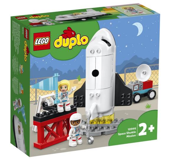 10944 LEGO® DUPLO® Town  Spaceshuttle Weltraummission
