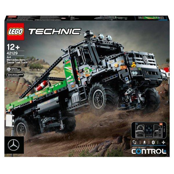42129 LEGO® Technic  4x4 Mercedes-Benz Zetros Offroad-Truck