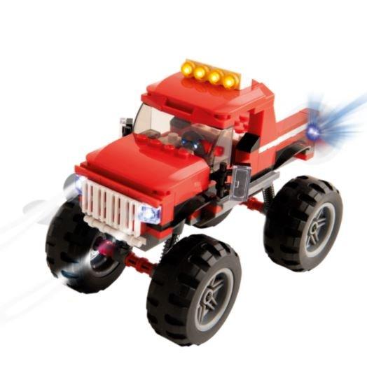 STAX Hybrid 30816 R Roter Monster Truck