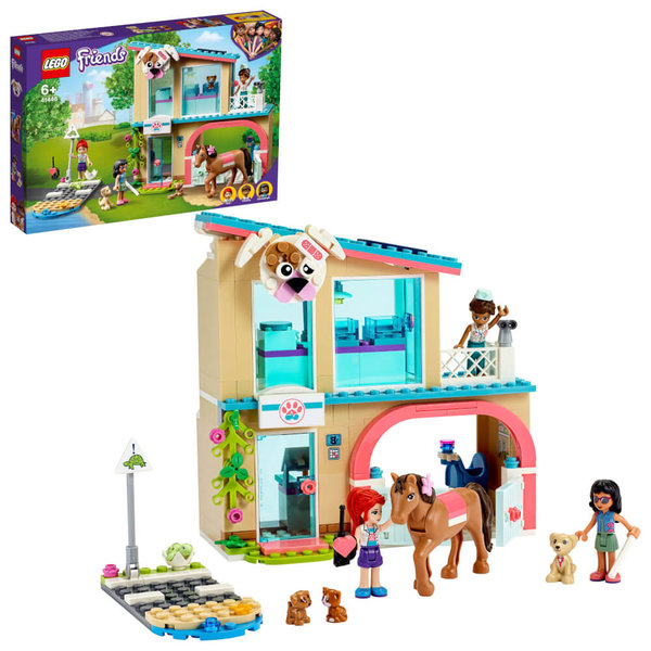 41446 LEGO® Friends Heartlake City Tierklinik
