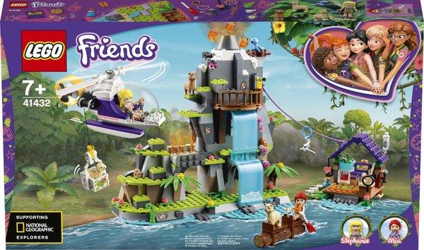 41432 LEGO® Friends  Alpaka Rettung i. Dschungel