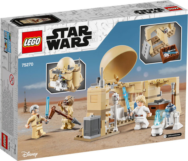 75270 LEGO® Star Wars Obi-Wans Hütte