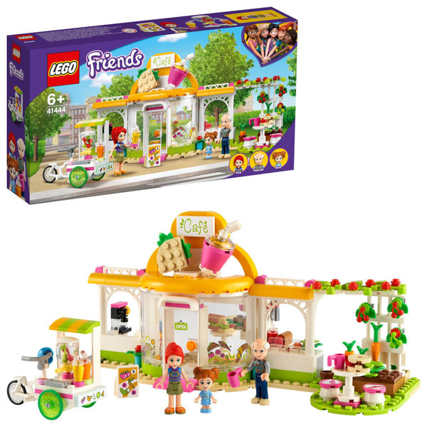 41444 LEGO® Friends Heartlake City Bio-Café