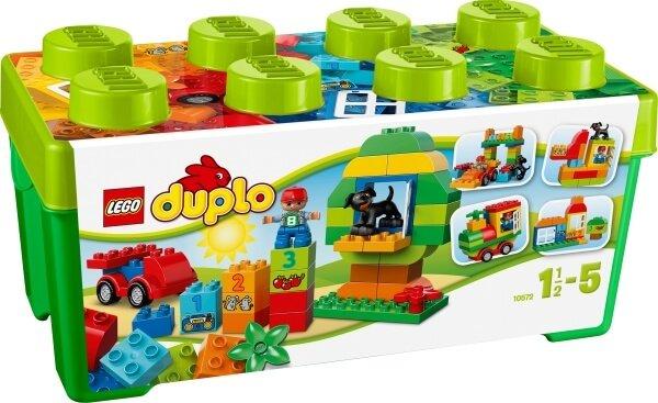 10572 LEGO® DUPLO® Große Steinebox
