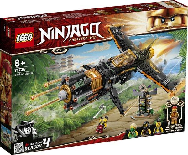 71736 LEGO® NINJAGO  Coles Felsenbrecher