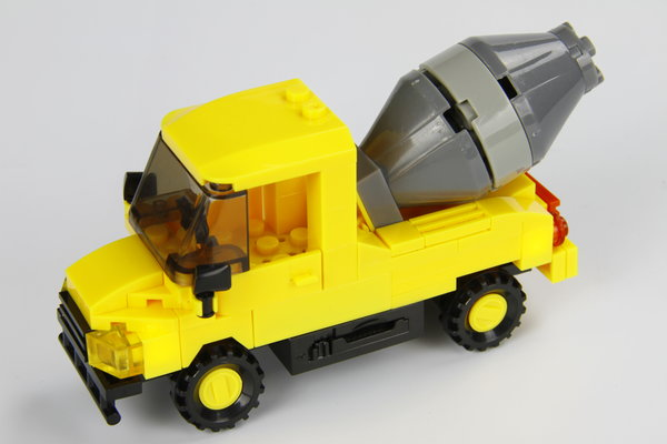 STAX HYBRID 30802 Cement Mixer Truck