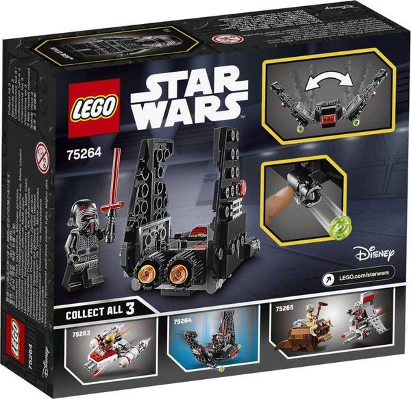 75264 LEGO® Star Wars Kylo Rens Shuttle Microfighter