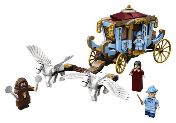 75958 LEGO® Harry Potter Kutsche von Beauxbatons: Ankunft in Hogwarts