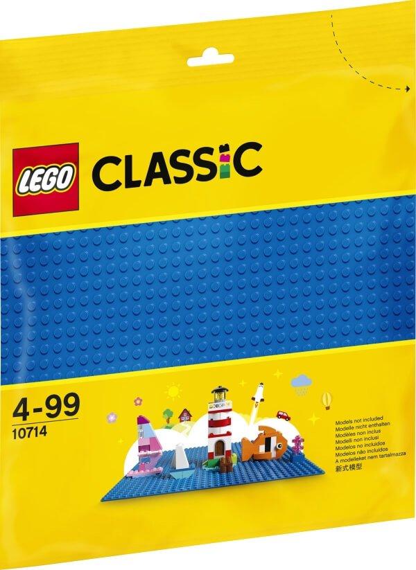 10714 LEGO® Classic Blaue Bauplatte