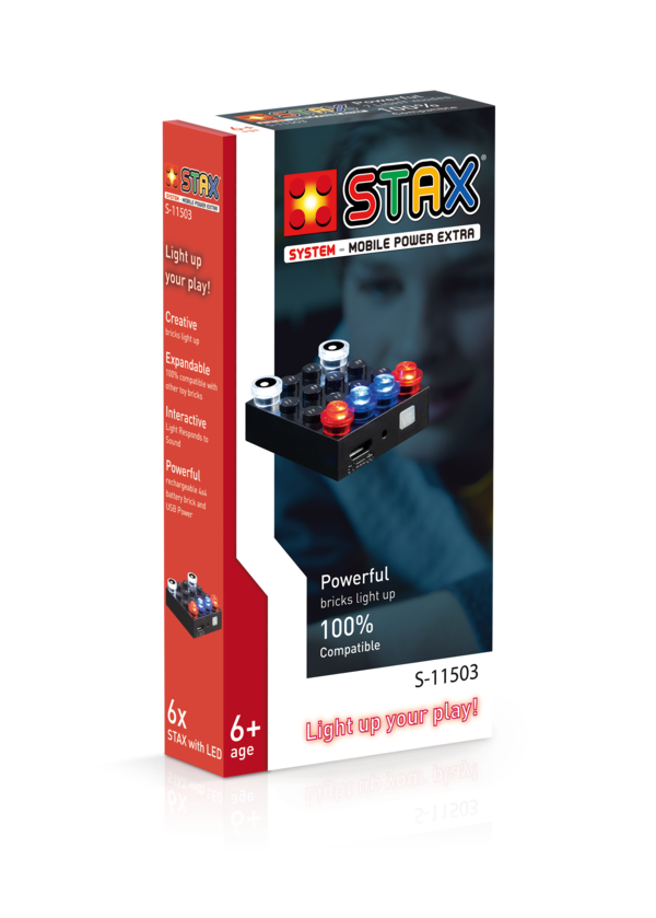 Light Stax Mobile Power Extra (4x4) 11503