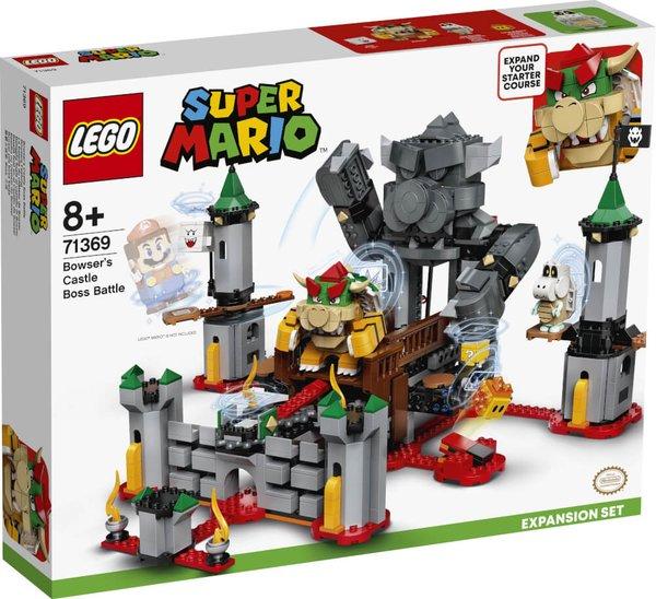 71369 LEGO® Super Mario Bowsers Festung Erweiterungsset
