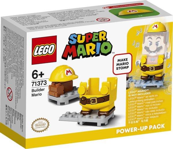 71373 LEGO® Super Mario Baumeister-Mario - Anzug