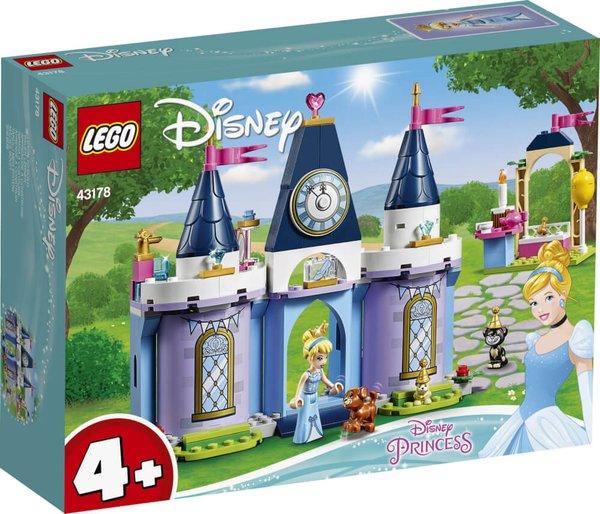 43178 LEGO® Disney Princess Cinderellas Schlossfest