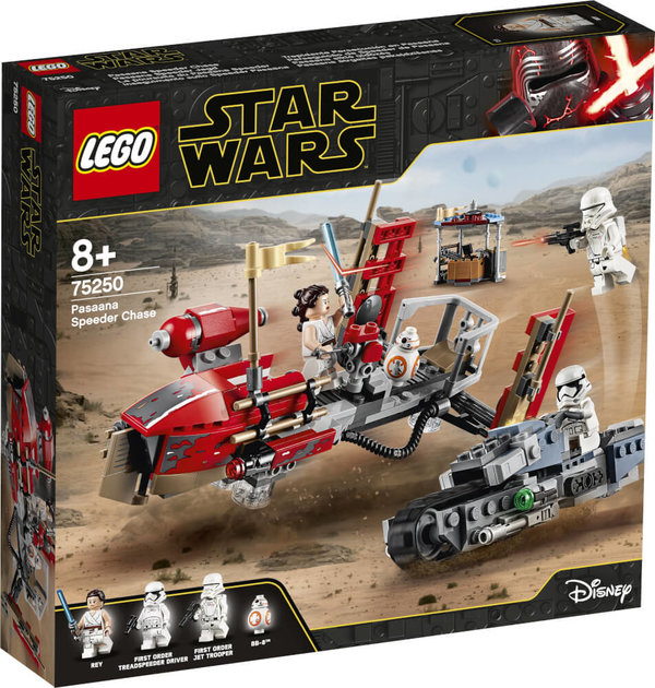 75250 LEGO® Star Wars Pasaana Speeder Jagd