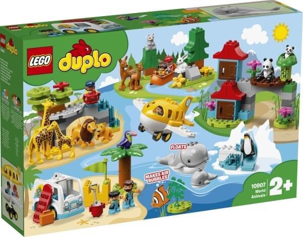 10907 LEGO® DUPLO® Tiere der Welt
