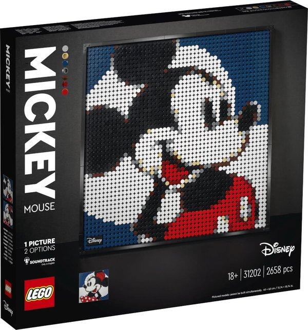 31202 LEGO® ART Disney's Mickey Mouse