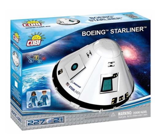 Cobi - 26263 Boeing Starliner Landungskapsel