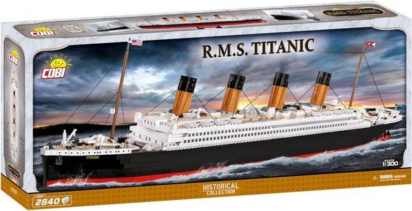 1916 COBI R.M.S TITANIC