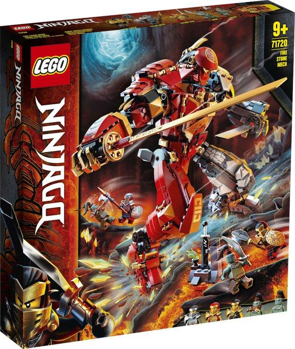 71720 LEGO® NINJAGO Feuer-Stein-Mech