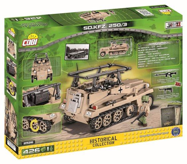 2526 COBI Sd.kfz 250/3(DAK)