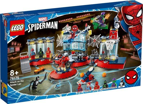 76175 LEGO® Marvel Super Heroes# Angriff auf Spider-Mans Versteck
