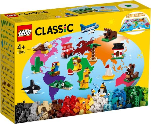 11015 LEGO® Classic Einmal um die Welt