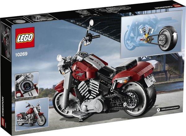 10269 LEGO Creator Harley-Davidson Fat Boy