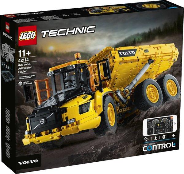 42114 LEGO® Technic Knickgelenkter Volvo-Dumper