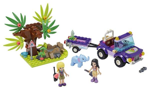 41421 LEGO® Friends Rettung des Elefantenbabys mit Transporter
