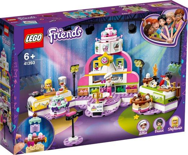 41393 LEGO® Friends Die große Backshow
