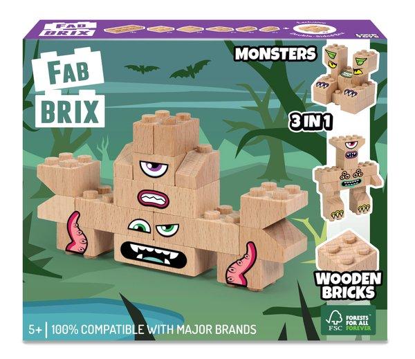 FabBrix 1803 Monsters