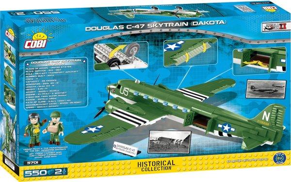 5701 COBI DOUGLAS C-47 SKYTRAIN (DAKOTA)