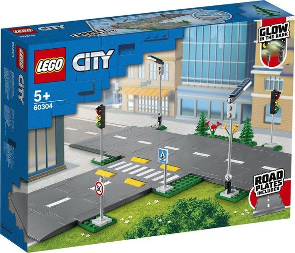 60304  LEGO® City Straßenkreuzung mit Ampeln