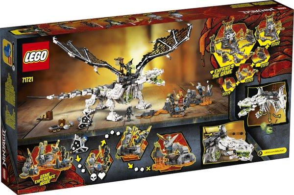 71721 LEGO® NINJAGO Drache des Totenkopfmagiers