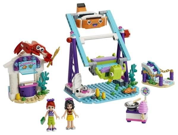 41337 LEGO® Friends Schaukel mit Looping im Vergnügungspark